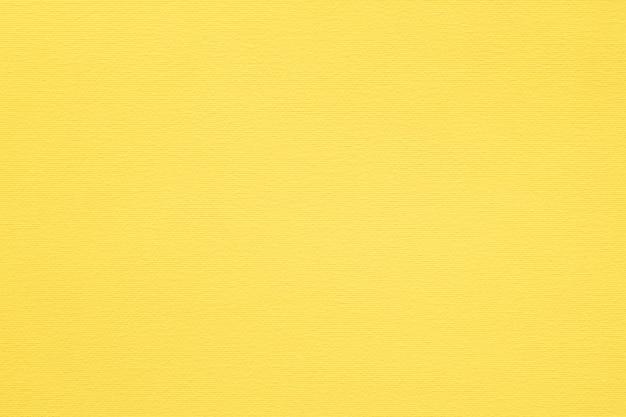 Texture de papier de construction jaune.