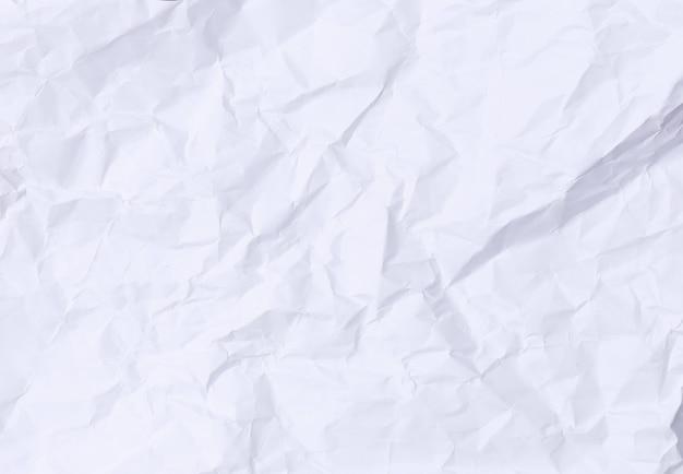 Texture de papier crépu