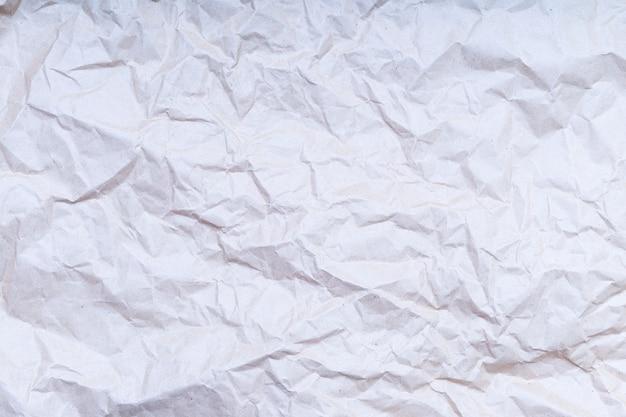 Texture de papier froissé ou arrière-plan