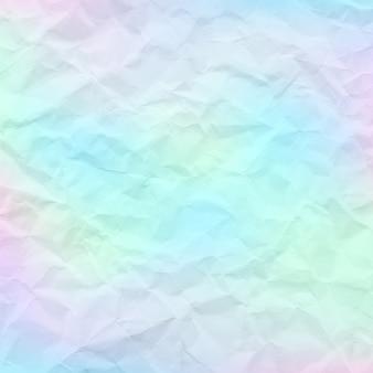 Texture de papier froissé pastel pour le fond