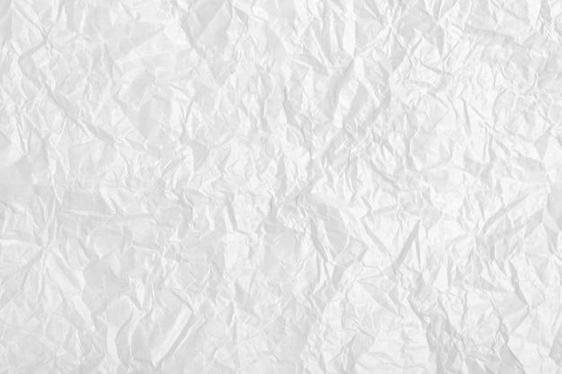 Texture de papier froissé