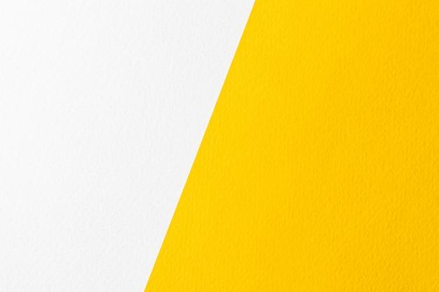 Texture papier jaune et beige. image de fond