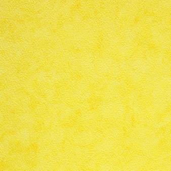 Texture de papier jaune pour l'arrière plan