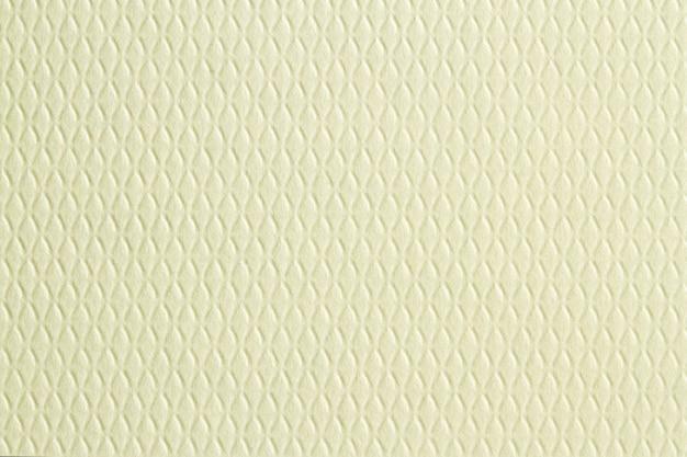 Texture de papier jaune
