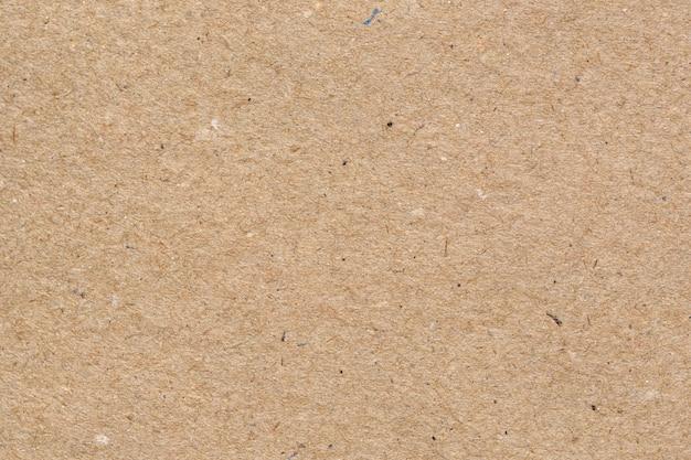 Texture de papier kraft brun