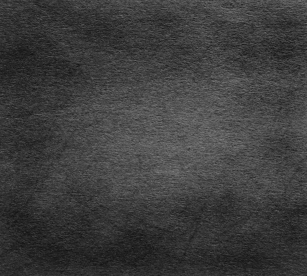 Texture de papier noir