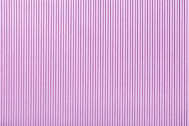 Texture de papier ondulé violet clair