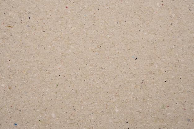 Texture de papier recyclé ancien