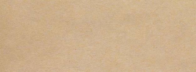 Texture de papier recyclé brun clair