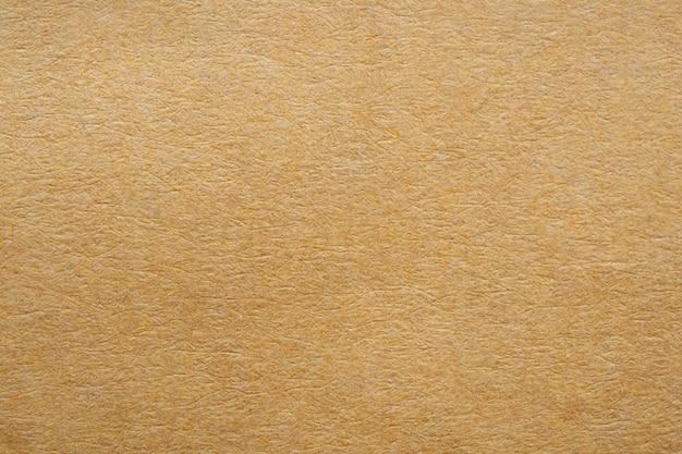 Texture de papier recyclé brun