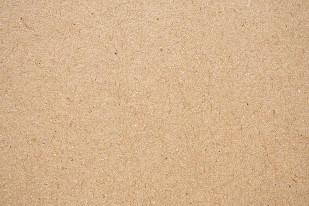 Texture de papier recyclé vieux brun