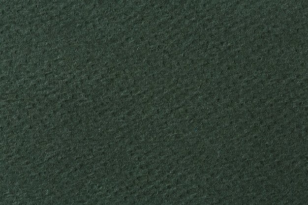 Texture de papier vert texturé sur macro. salut res photo.