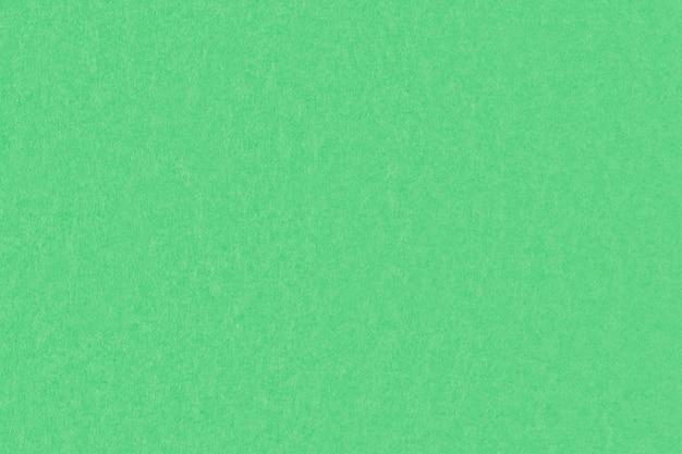 Texture de papier vert.