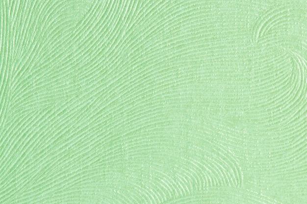 Texture de papier vert