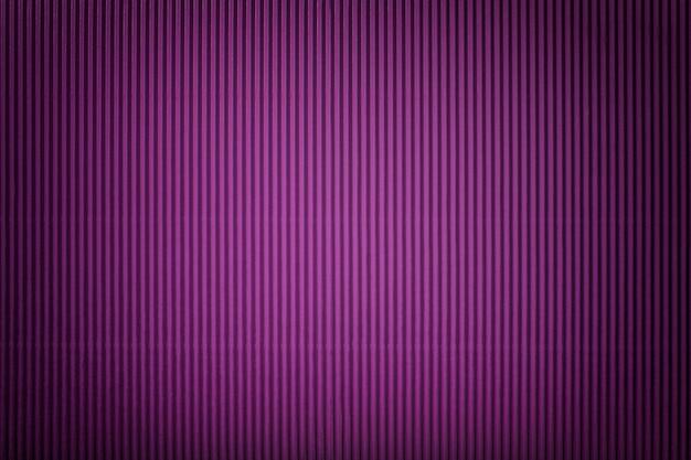 Texture de papier violet ondulé avec vignette