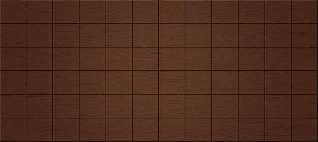 Texture de parquet en bois sans soudure