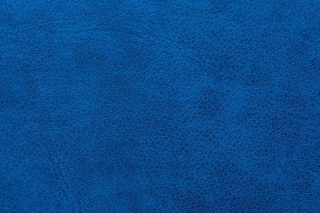 La texture de la peau bleue