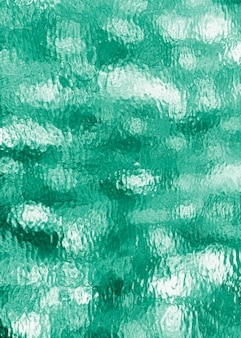 Texture de peinture aquarelle bleu cyan