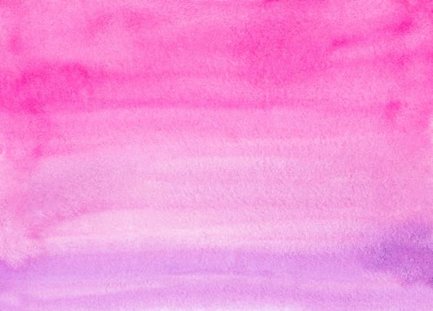 Texture de peinture de fond ombre rose clair aquarelle