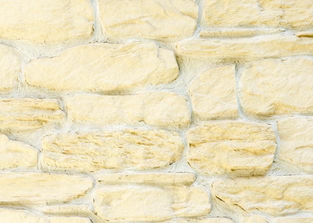 Texture d'une pierre brune fissurée