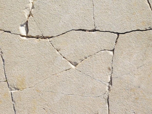 Texture de pierre dans le jardin
