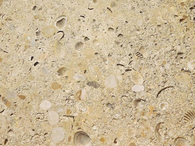 Texture de pierre gros plan