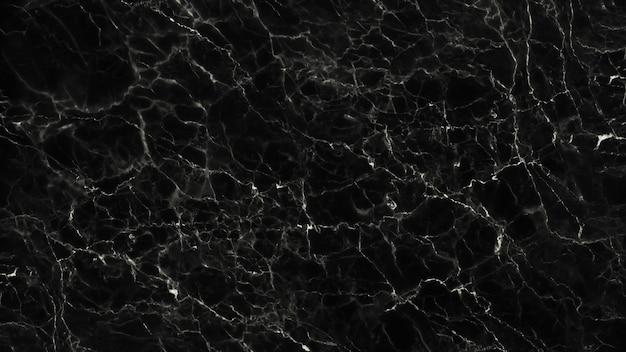 Texture de pierre de marbre noir pour le fond
