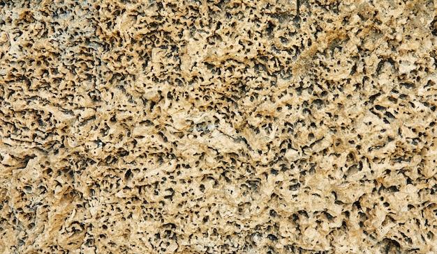 Texture de pierre naturelle et surface de surface
