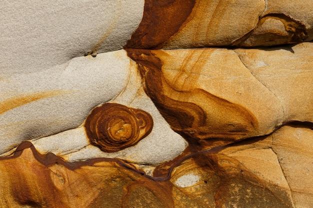 Texture de pierre naturelle.