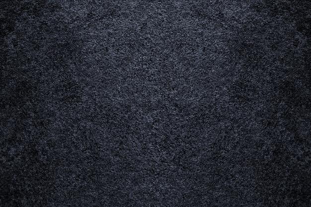 Texture de la pierre noire.