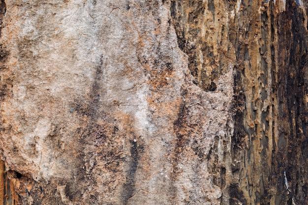 Texture de pierre transparente beige couleur sable naturel