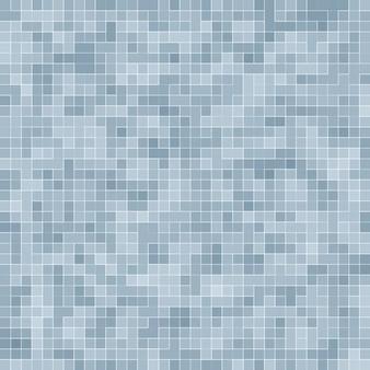 Texture piscine mosaïque carreau de fond. fond d'écran, bannière, toile de fond.