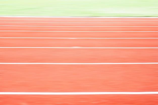 Texture de piste de course rouge