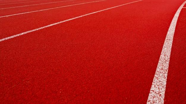 Texture de la piste de course