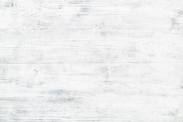 Texture de planche de bois ancienne. fond de bois chic minable. table blanche et grise.