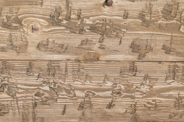 Texture de planche de bois marron. style campagnard.