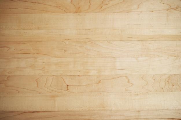 Texture d'une planche à découper en bois