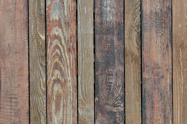 Texture de planche vintage marron