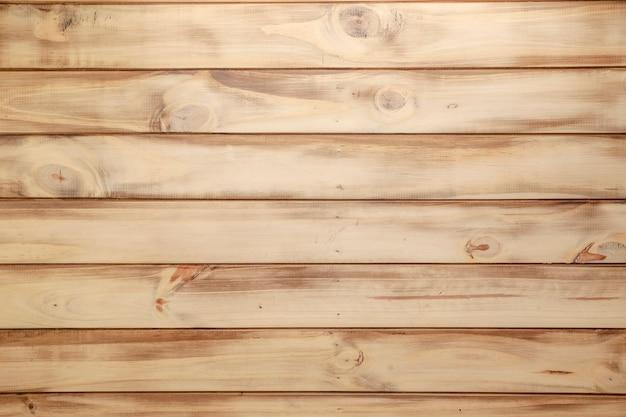 Texture de planches de bois rustique
