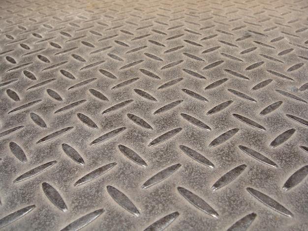 Texture de la plaque de métal