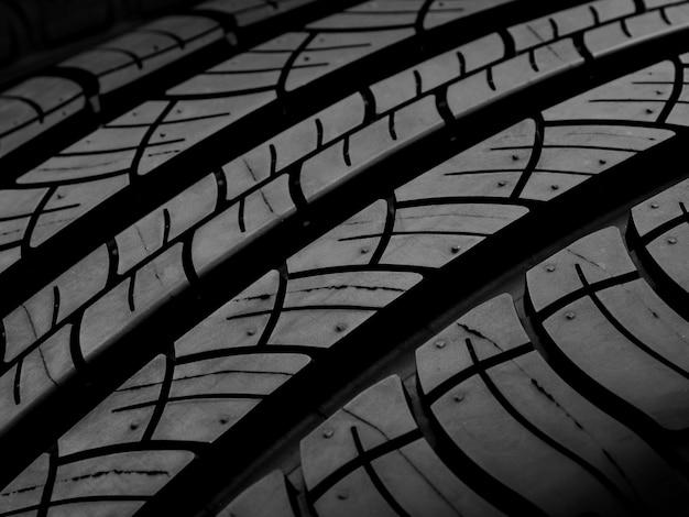 Texture de pneu - fond
