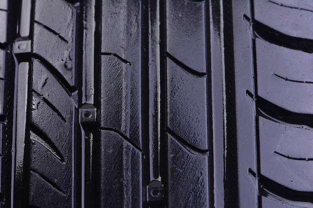 Texture de pneu protecteur