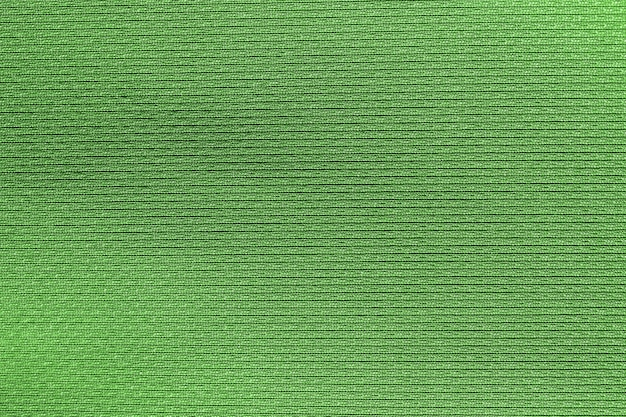 Texture de polyester de tissu vert foncé, marron et fond textile.