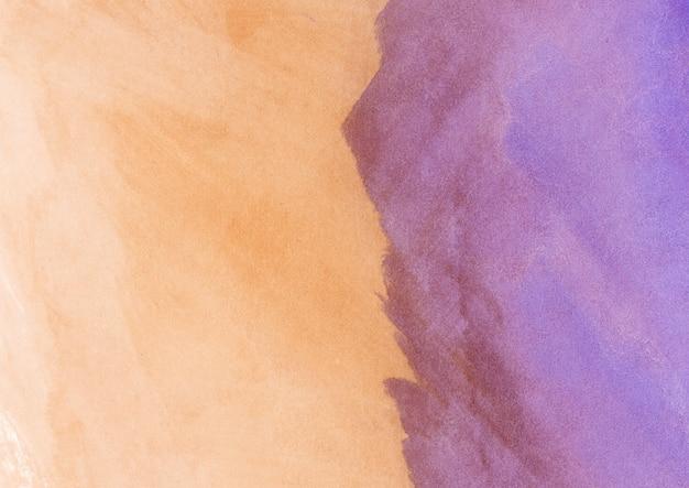Texture pourpre orange