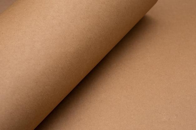 Texture poussiéreuse de fibre simple carton