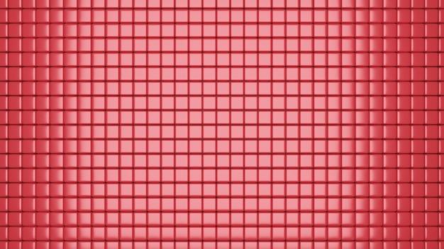 Texture de rendu 3d de cubes à différentes hauteurs, fond abstrait