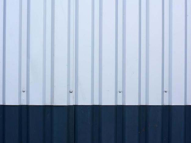 Texture de revêtement métallique gris-bleu