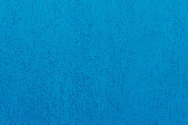 Texture de revêtement mural de couleur bleue connue sous le nom de grafito grafiato