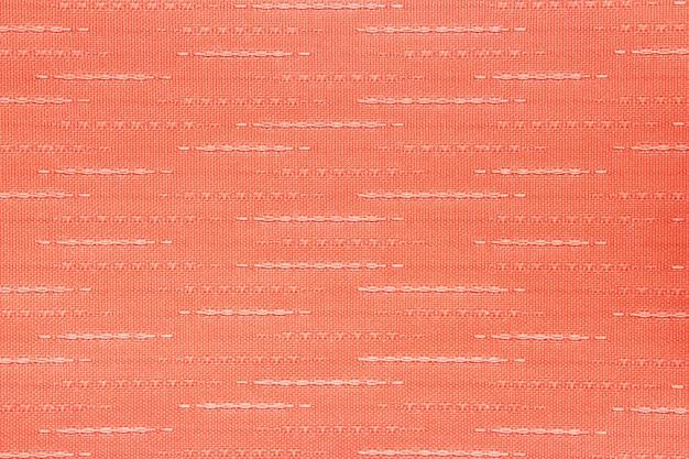 Texture de rideau aveugle en tissu rose