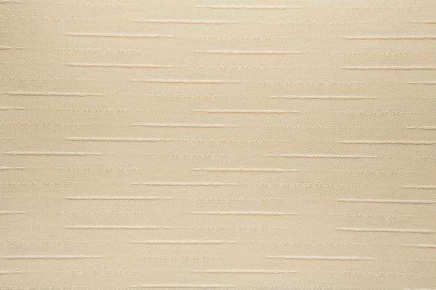Texture de rideau aveugle en tissu
